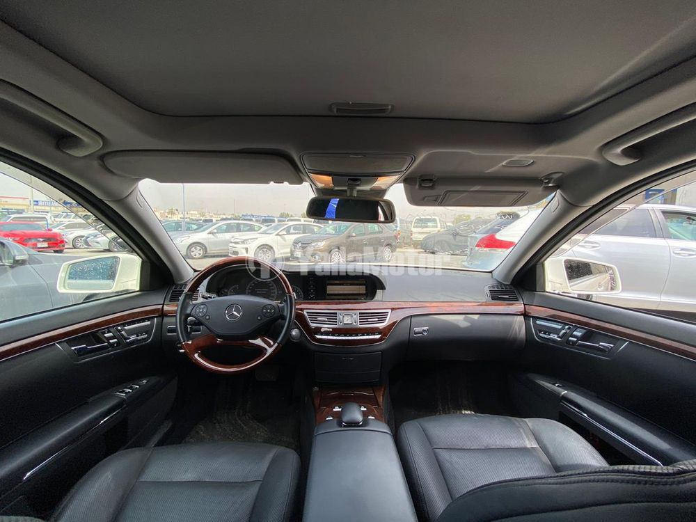 Used Mercedes-Benz S-Class S 500 e 2011