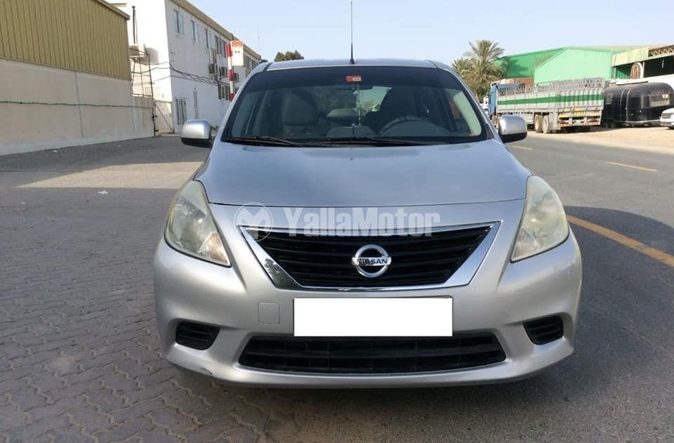Used Nissan Sunny 2014