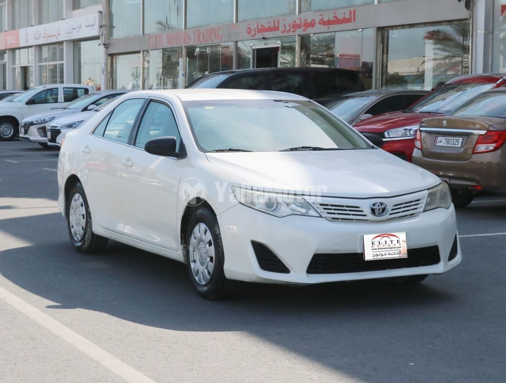 Used Toyota Camry 2015