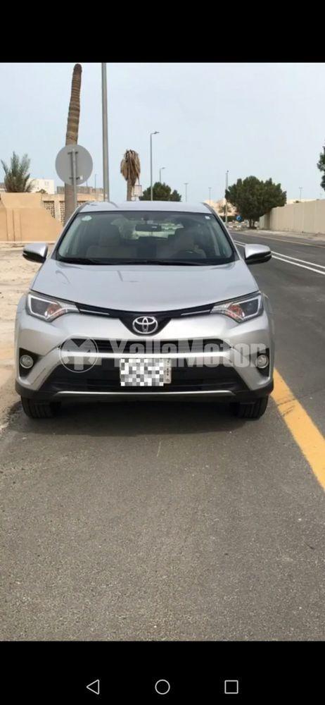 Used Toyota Rav4 2016