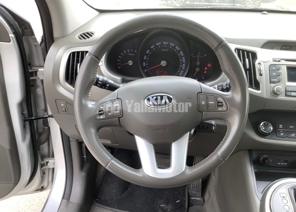 Used Kia Sportage 2.4L Top (AWD) 2013