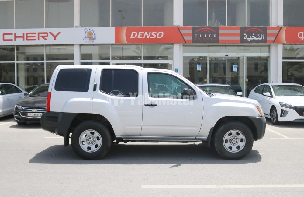 Used Nissan Xterra 2012