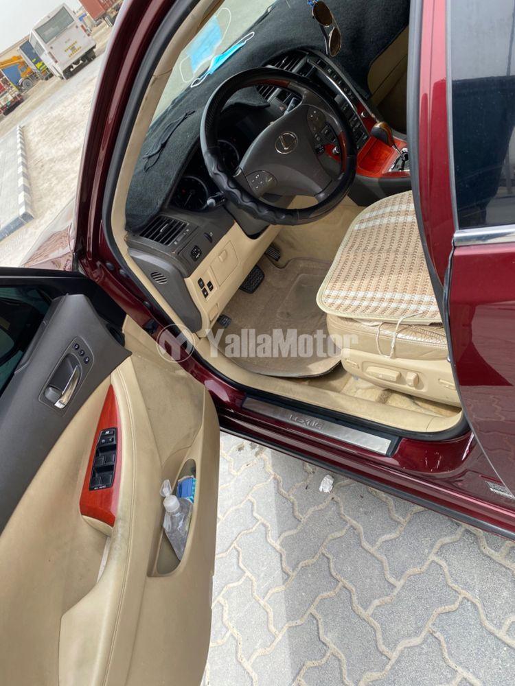 لكزس  إي أس 350 4 door 3.5L 2007 مستعملة