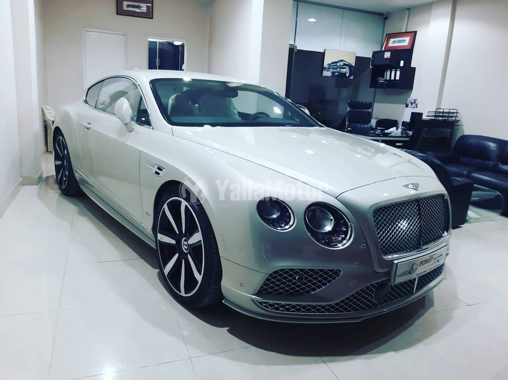 Used Bentley Continental GT Speed 2016