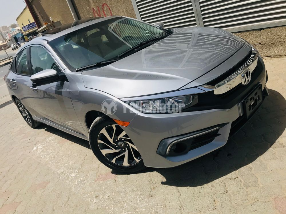 Used Honda Civic 2.0 EXi 2016