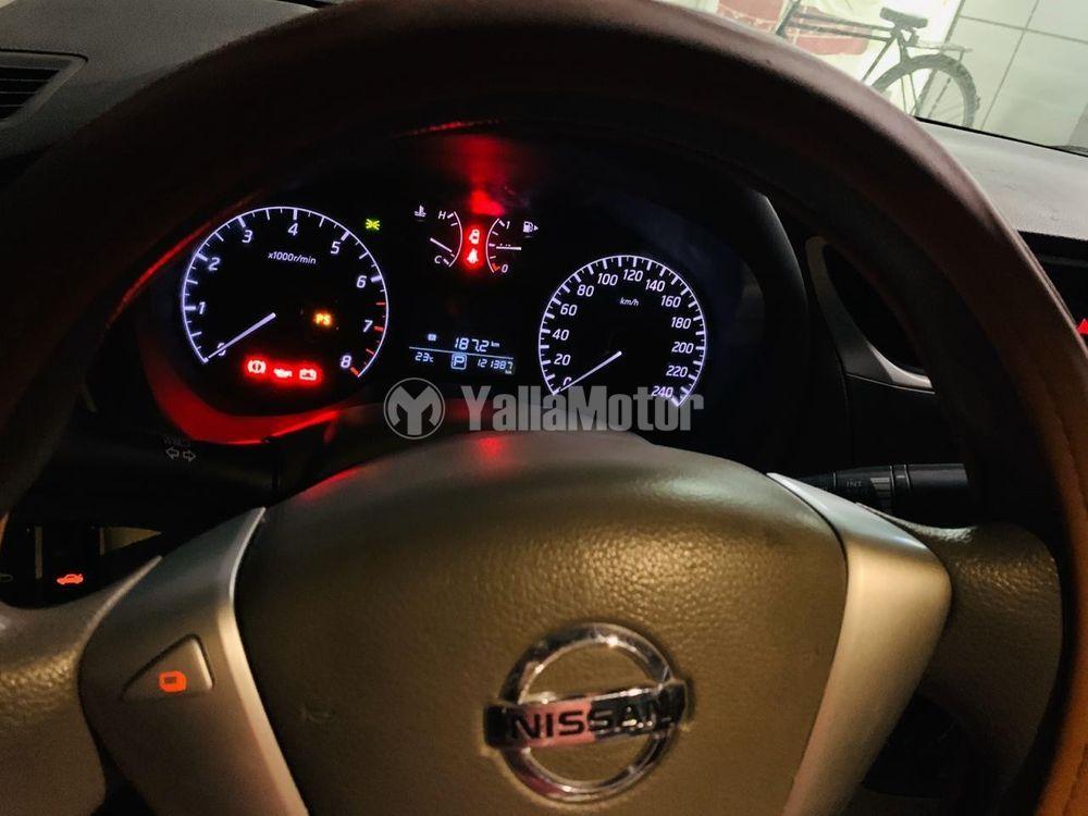 Used Nissan Sentra 1.6L Sedan 2015