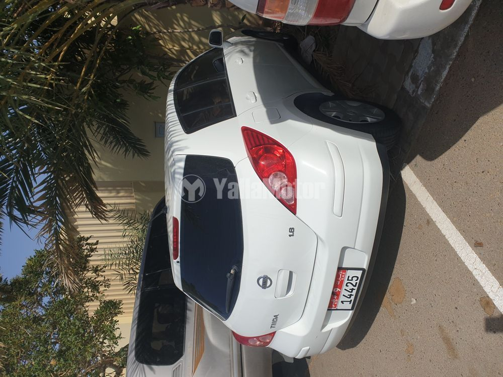 Used Nissan Tiida Hatchback 2012