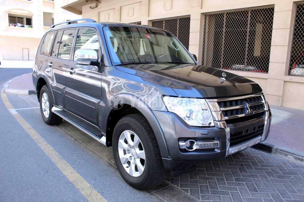Used Mitsubishi Pajero 3.5L 5 Door Full 2017