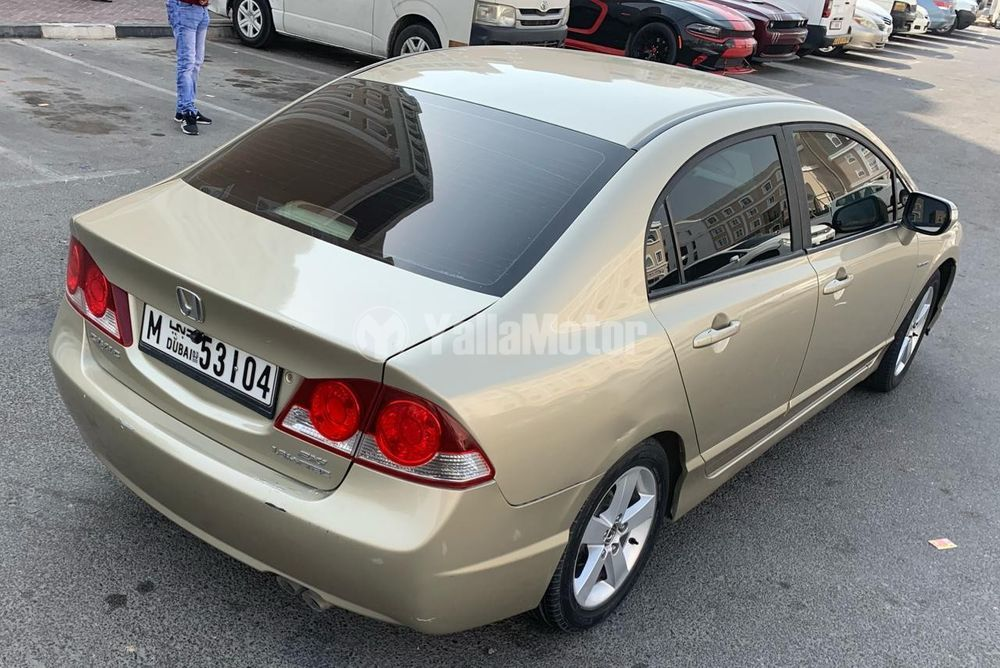 Used Honda Civic 1.8 LXi 2007