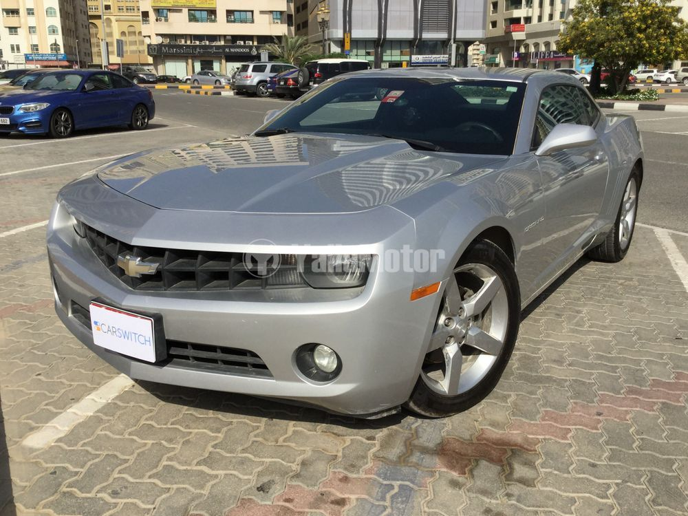 Used Chevrolet Camaro Coupe 2012