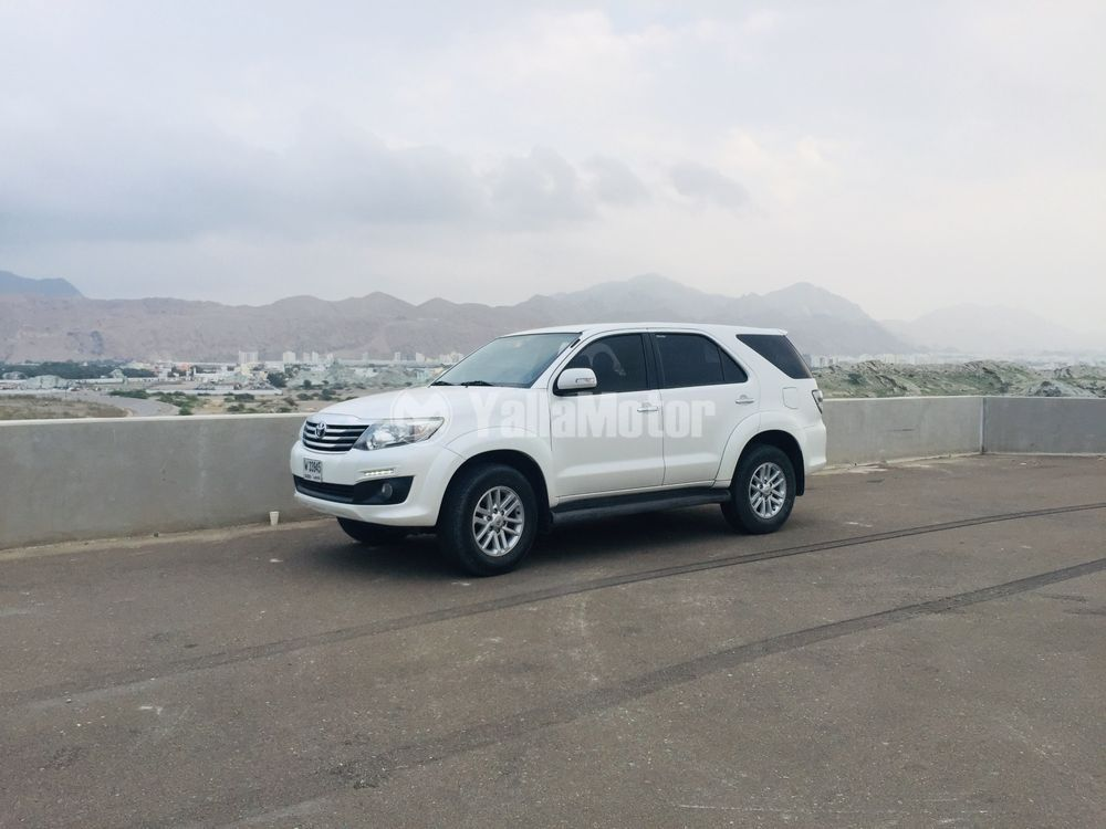Used Toyota Fortuner 2.7L (4X4)  2015
