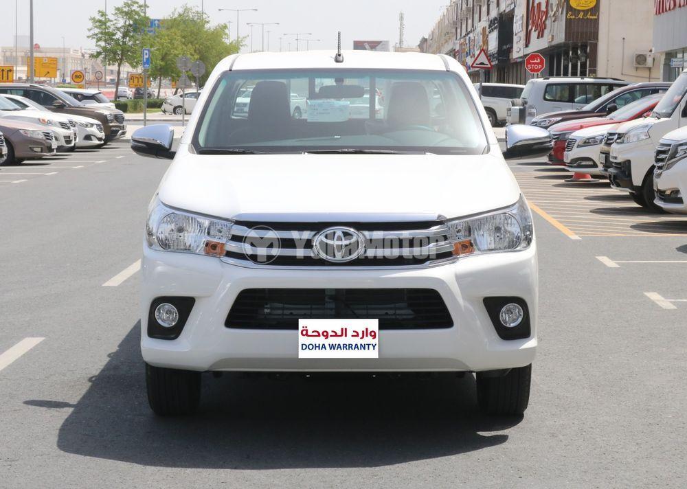 New Toyota Hilux 2020