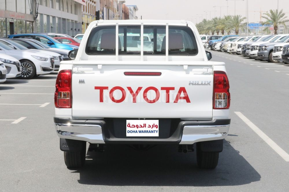New Toyota Hilux 2.7 Double Cab 4x2 2020