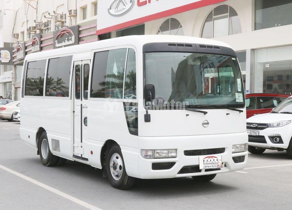 New Nissan Civilian 2016