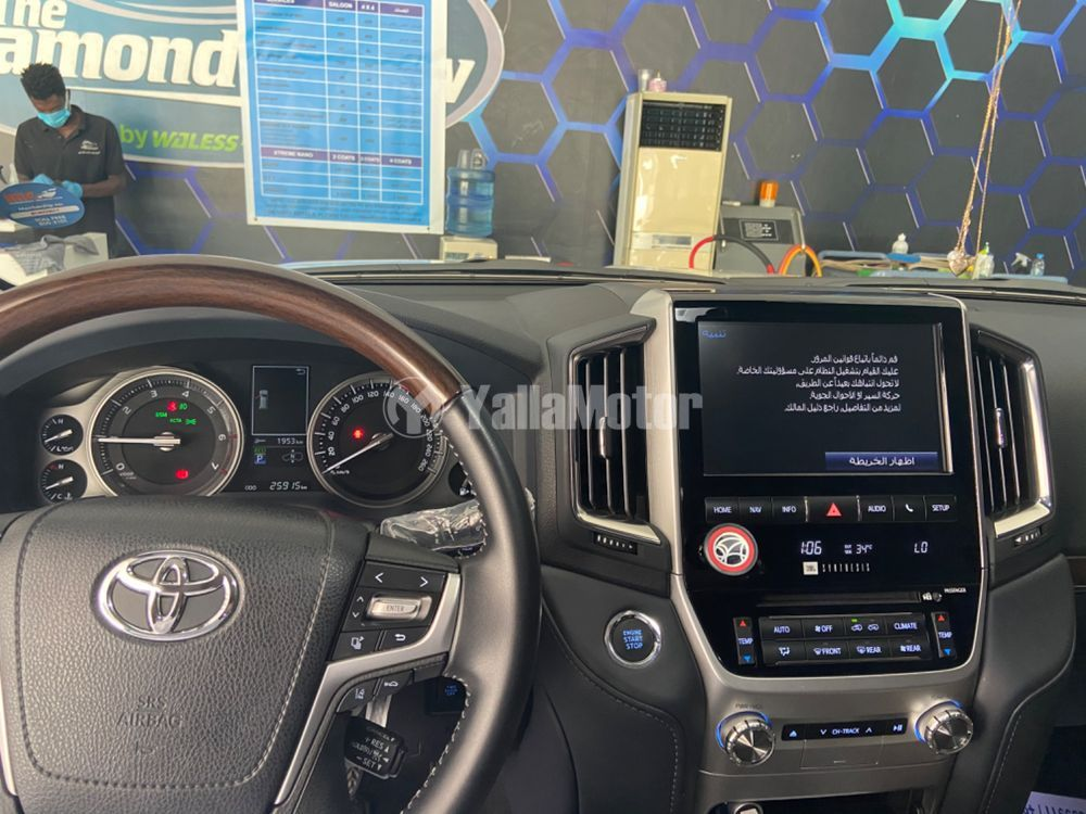 Used Toyota Land Cruiser 5.7L VXR 2019