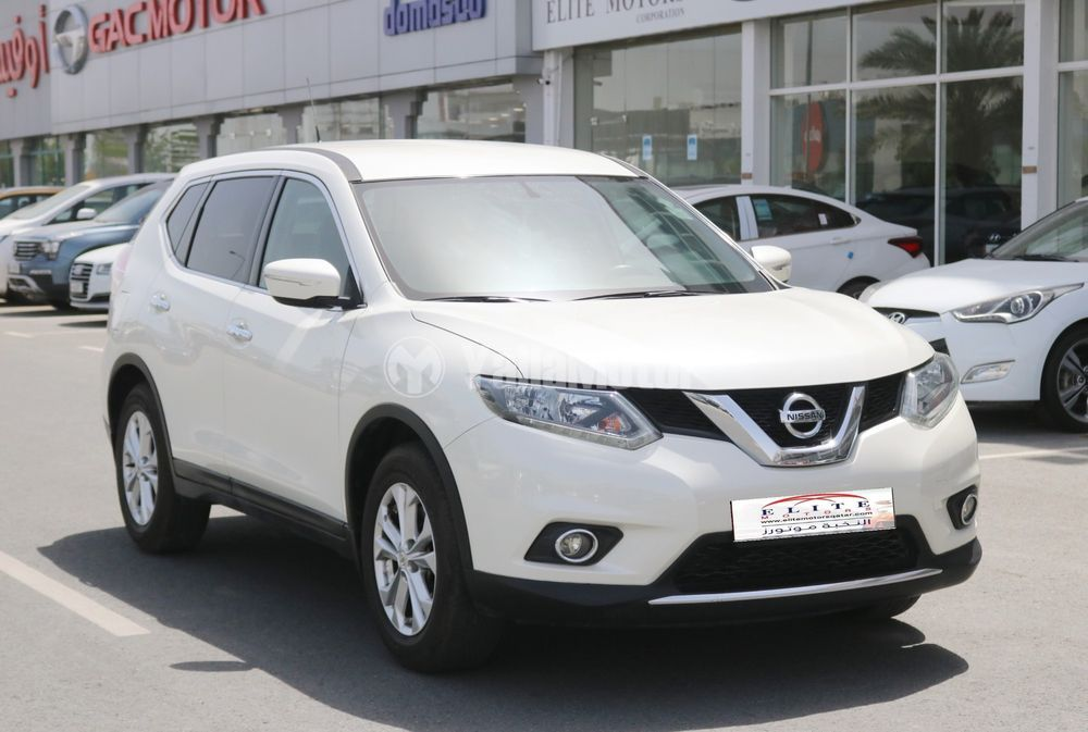 Used Nissan X-Trail 2016