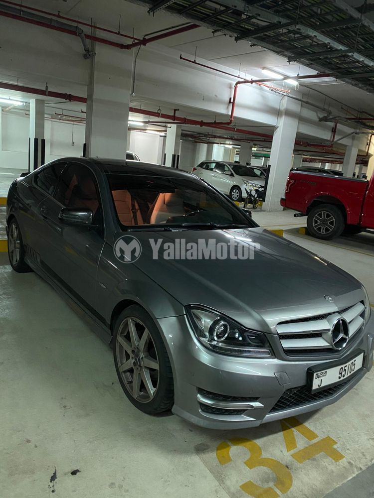 Used Mercedes-Benz C-Class Coupe C 250 2012