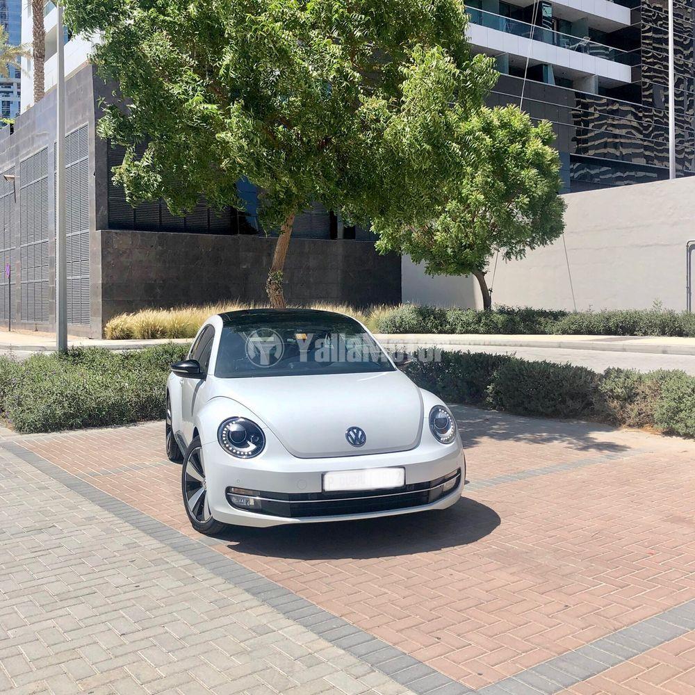 Used Volkswagen Beetle Turbo 2015