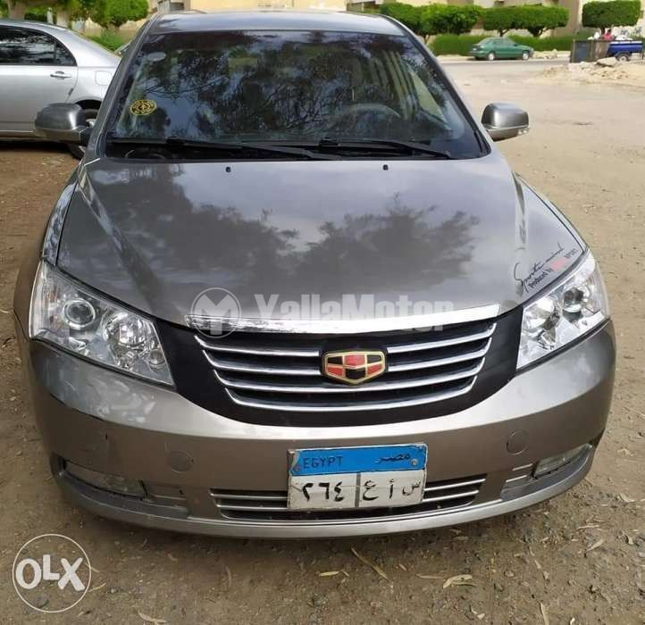 Used Geely Emgrand 7 1.5L GLS M/T 2015