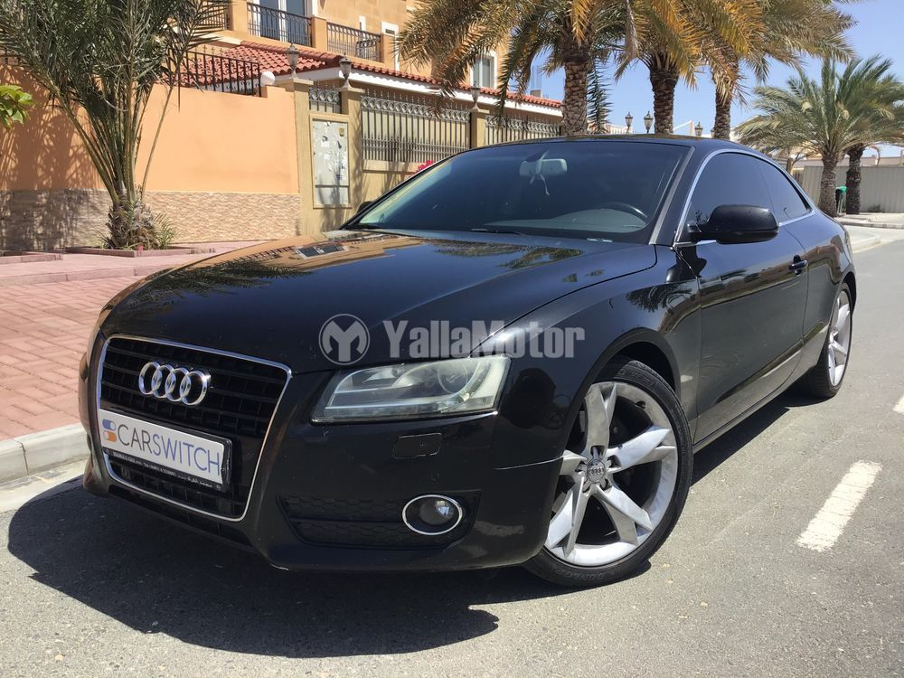 Used Audi A5 Coupe 2010
