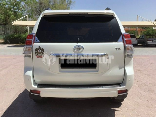 Used Toyota Land Cruiser Prado 2012