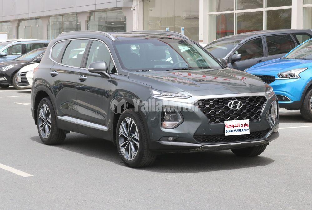 New Hyundai Santa Fe 2019