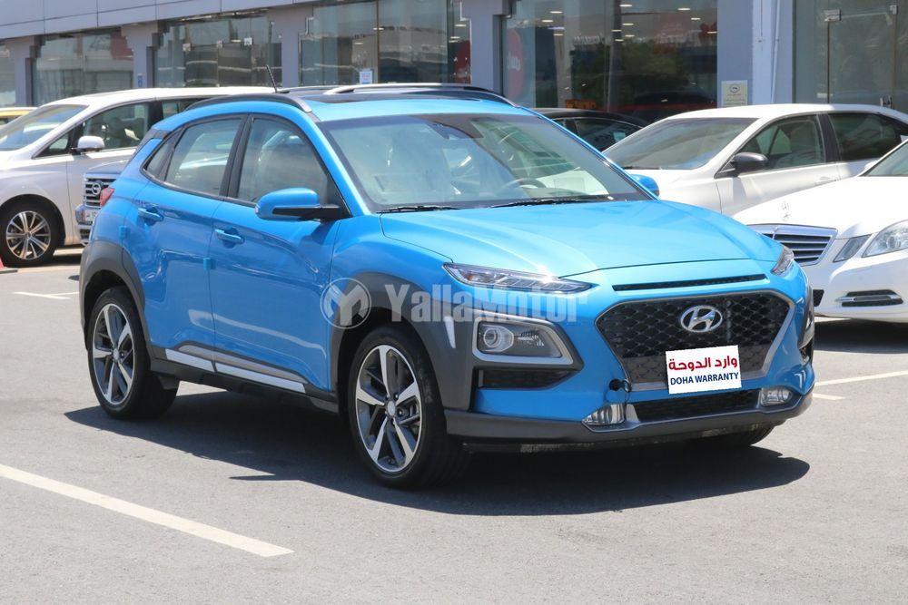 New Hyundai Kona 2019