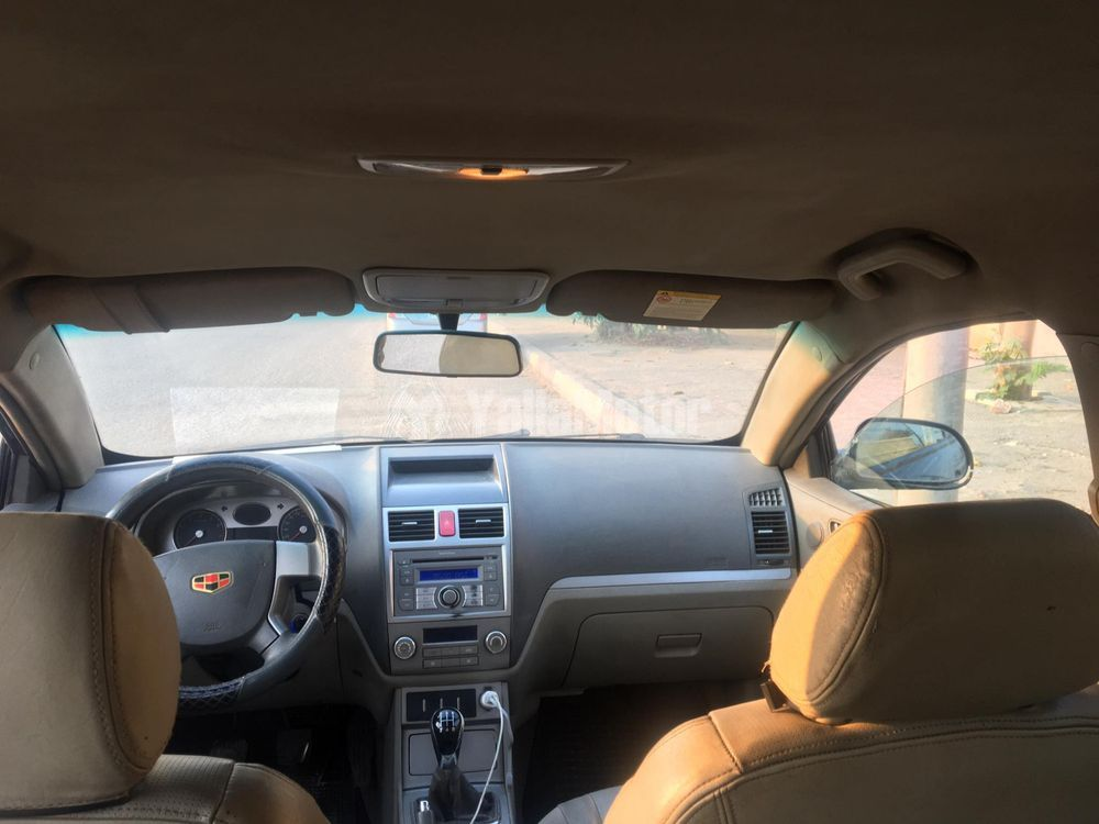 Used Geely Emgrand 7 1.5L GLS M/T 2014