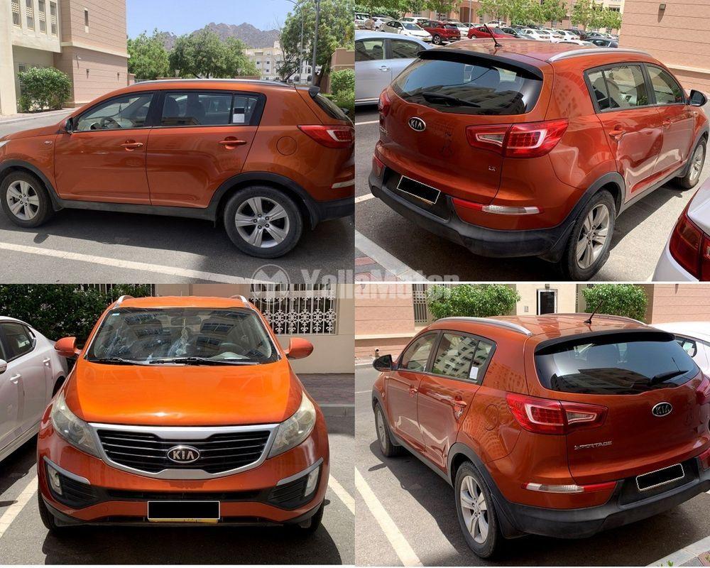 Used Kia Sportage 2.0L MPI LX (AWD) 2012