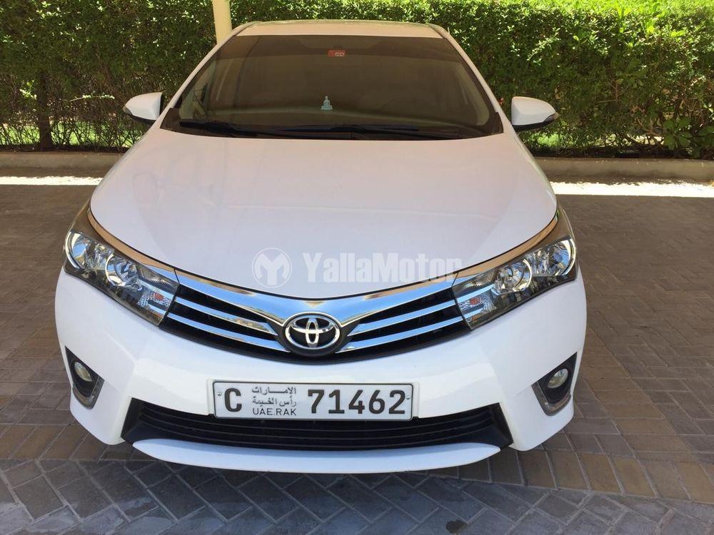 Used Toyota Corolla 1.6L Standard 2014