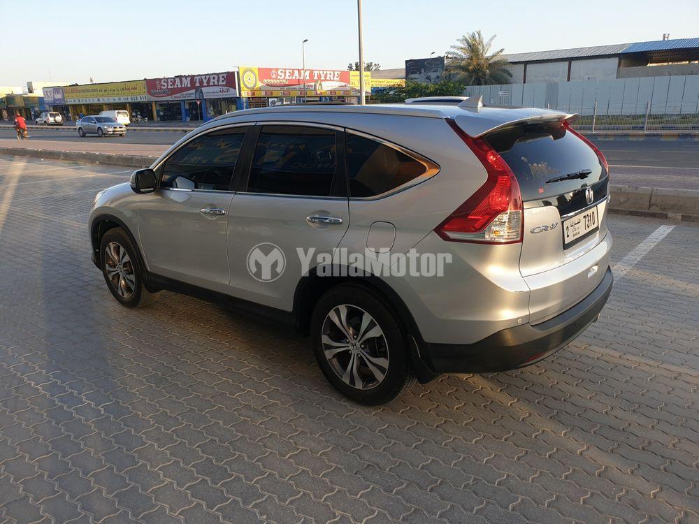 Used Honda CR-V EX Full Option (AWD)  2012