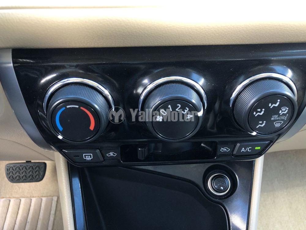 Used Toyota Yaris Sedan 2017
