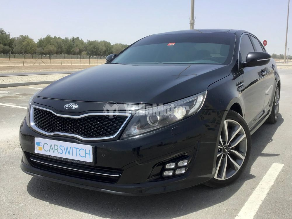 Used Kia Optima 2015