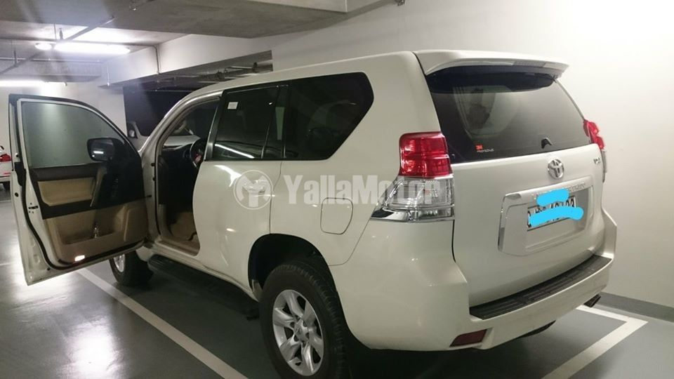 Used Toyota Land Cruiser Prado 2013