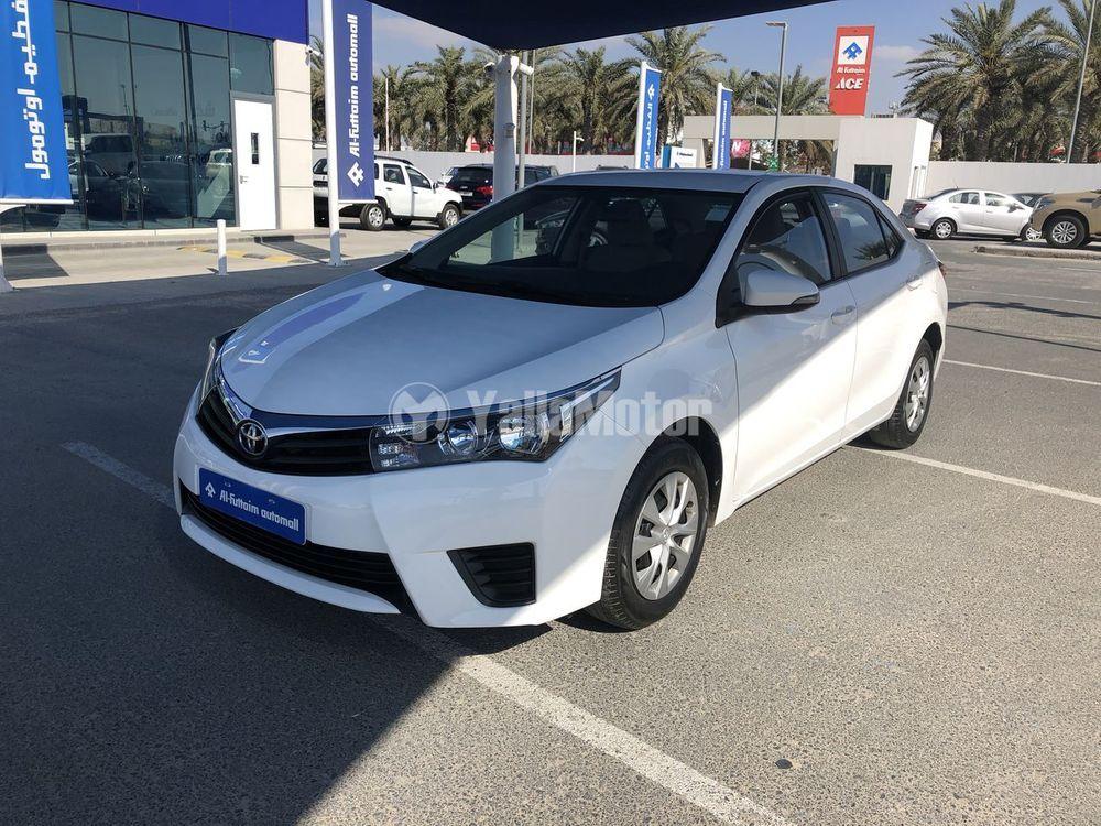 Used Toyota Corolla 2016