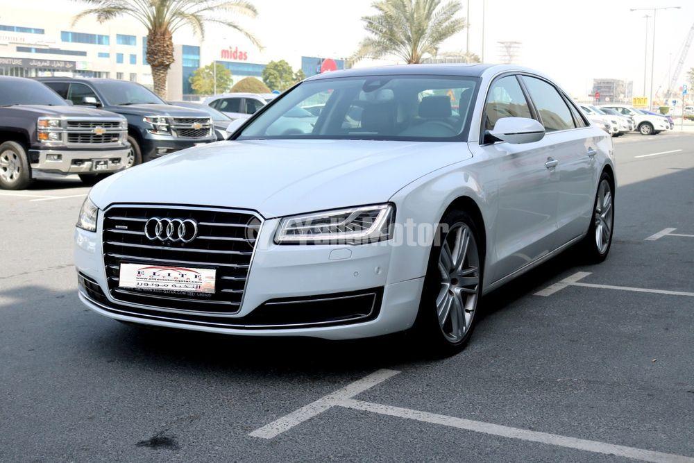 Used Audi A8 L 2016