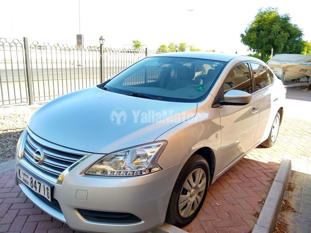 Used Nissan Sentra  1.6L S 2016
