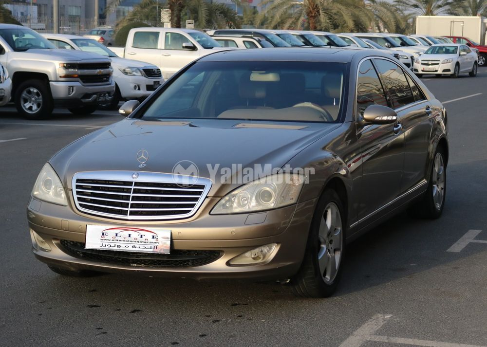 Used Mercedes-Benz S-Class S 350 2008