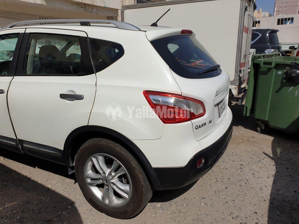 Used Nissan Qashqai SE 2011