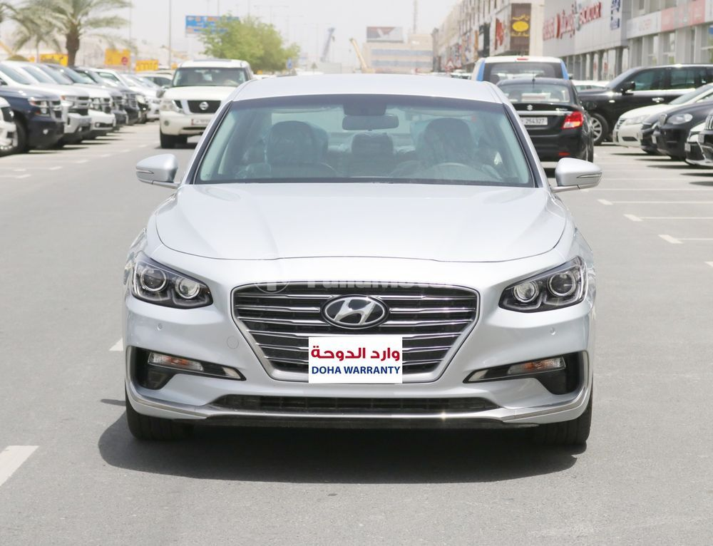 New Hyundai Azera 2019