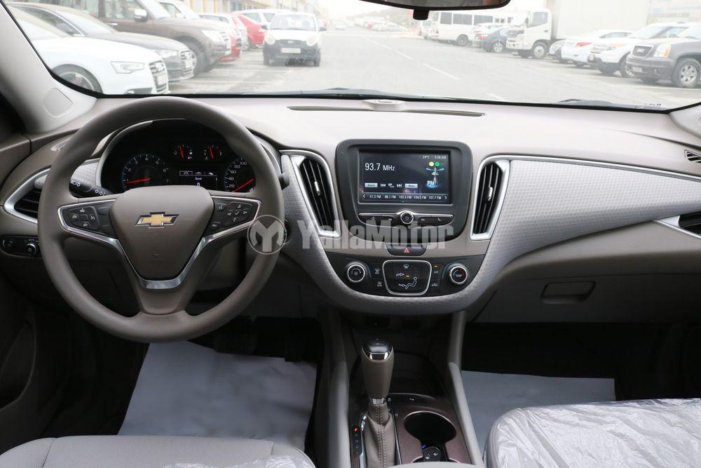 New Chevrolet Malibu 2018