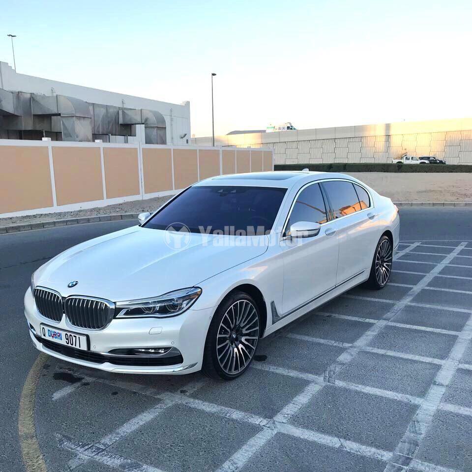 Used BMW 7 Series 750Li xDrive 2016