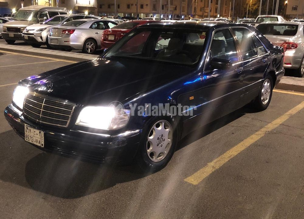 Used Mercedes-Benz 280 1996