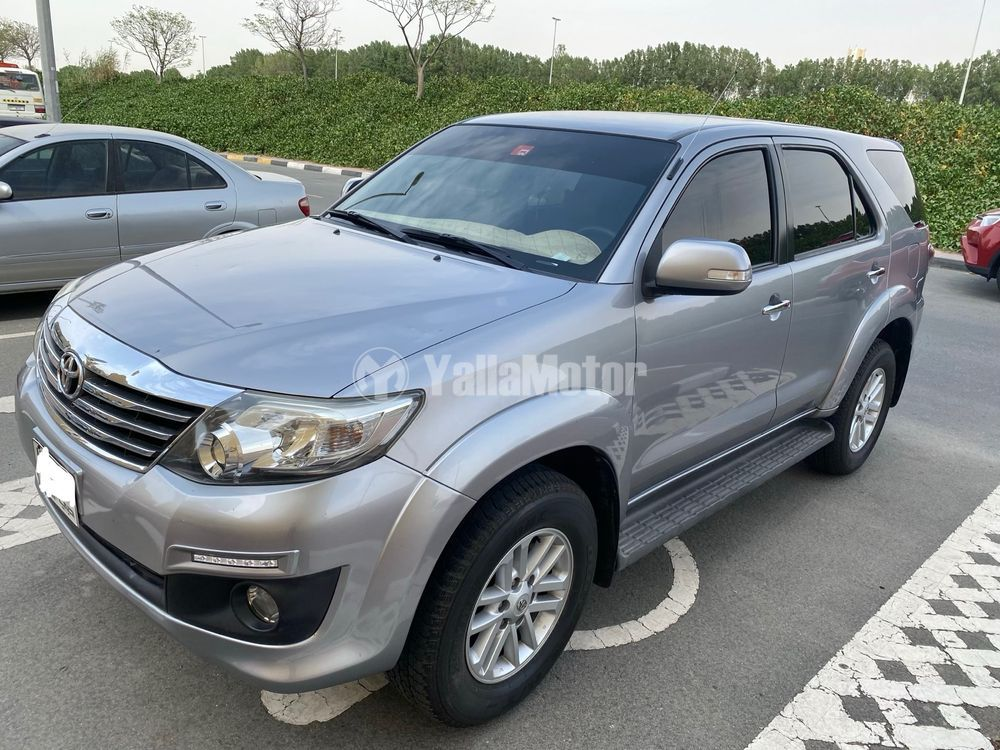 Used Toyota Fortuner  2.7L EXR 2015
