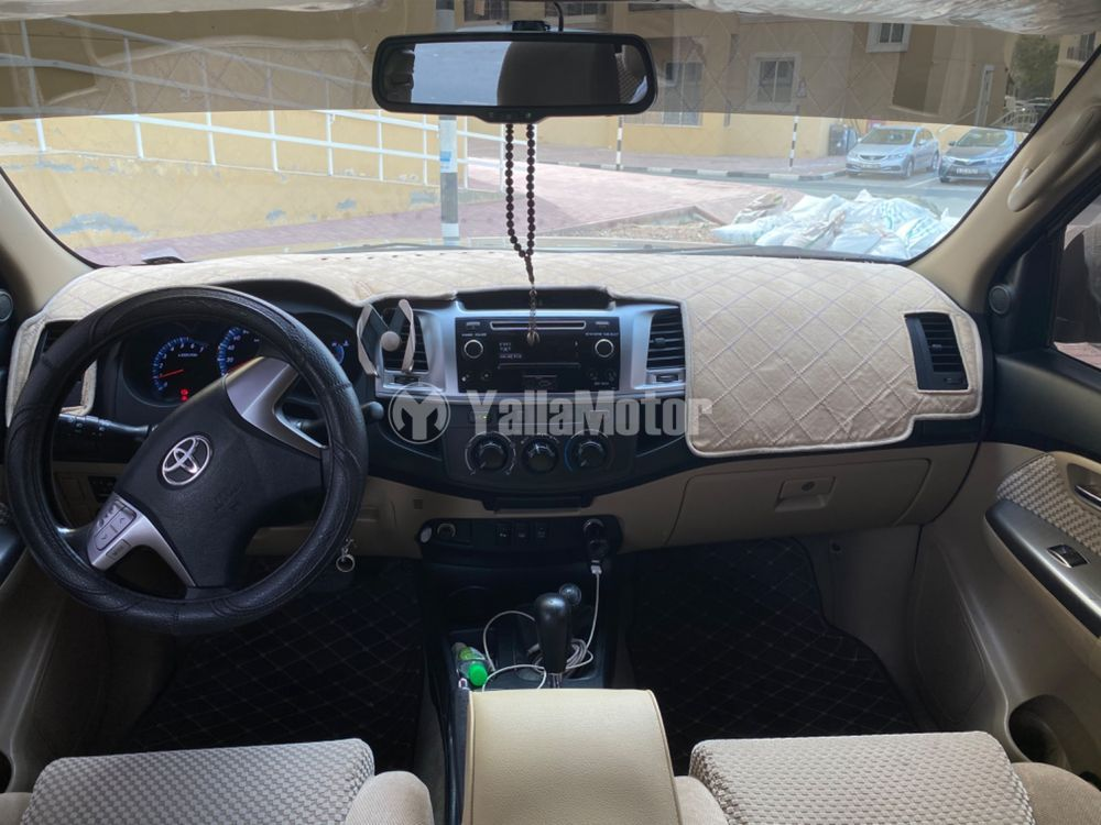 Used Toyota Fortuner  2.7L EXR 2015