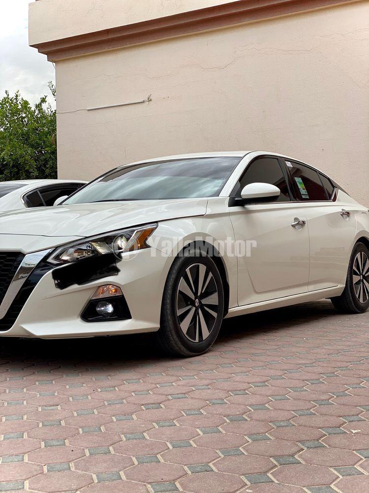 New Nissan Altima 2019