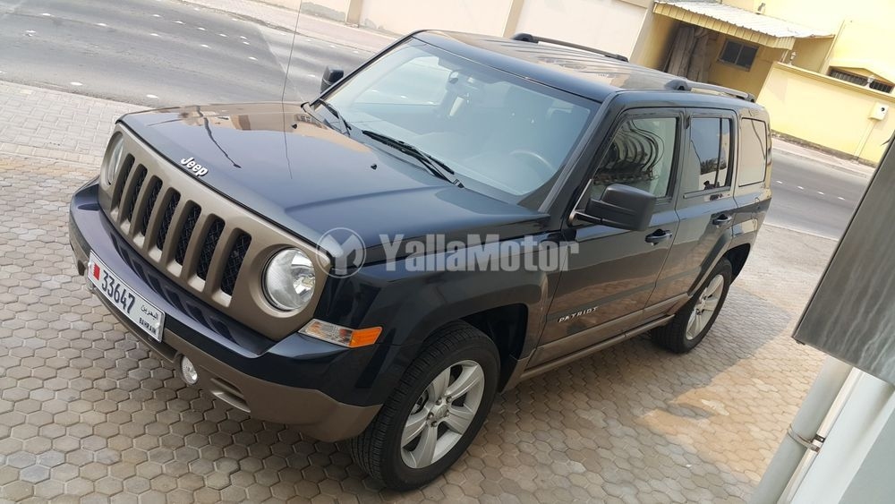 Used Jeep Patriot 2017