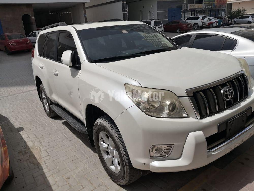Used Toyota Land Cruiser Prado 2012
