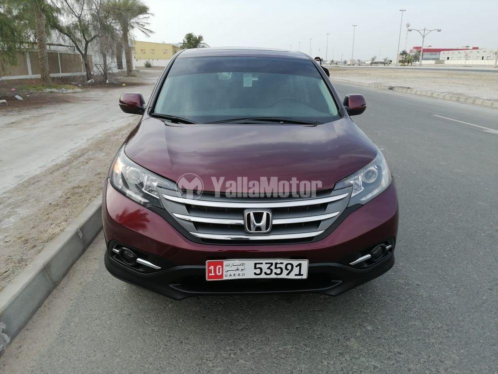 Used Honda CRV 2014