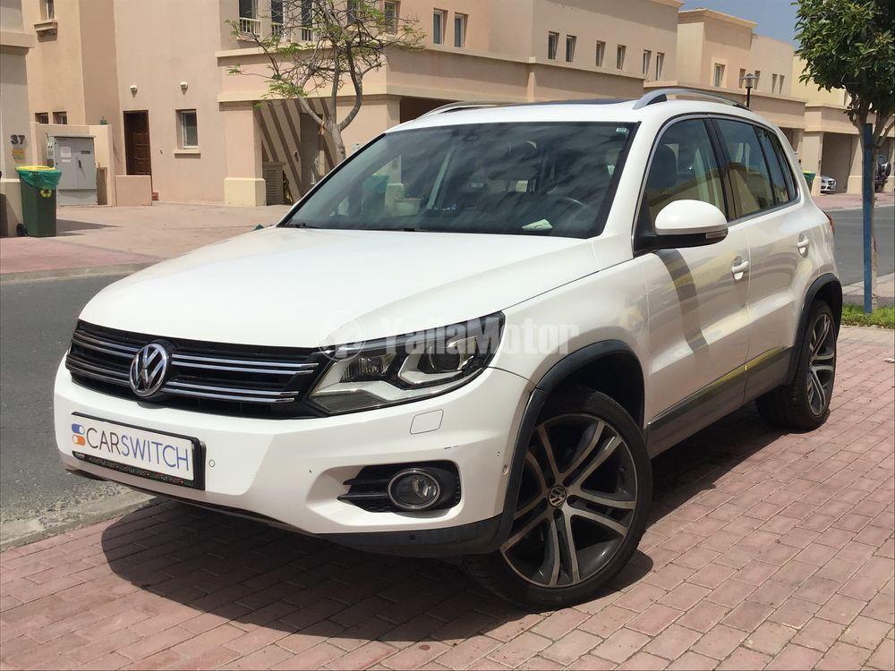 Used Volkswagen Tiguan 2013